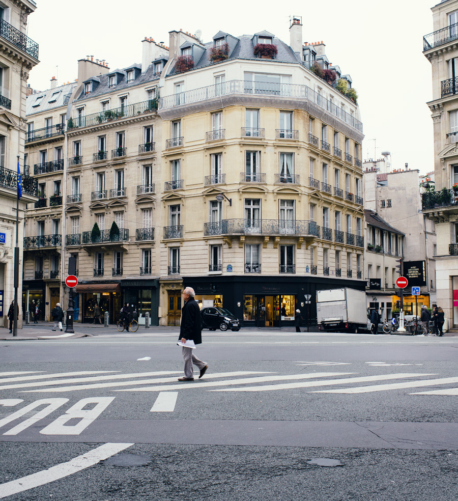 Photograph Paris Crosswalk by Faisal Sultan on 500px