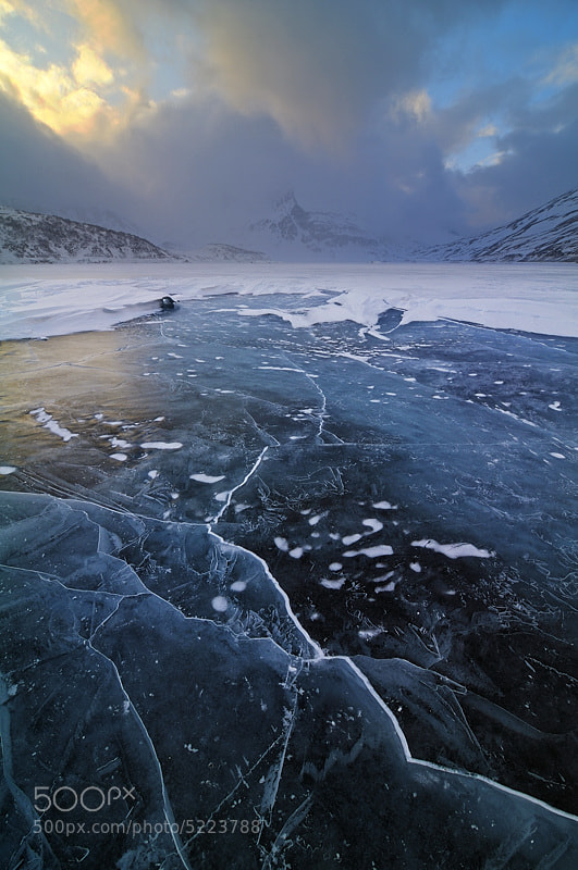 broken ice by Marco Barone (Marcobarone)) on 500px.com