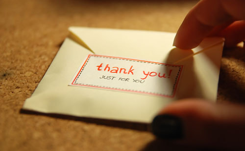 Photograph thank you by N Onoiko on 500px