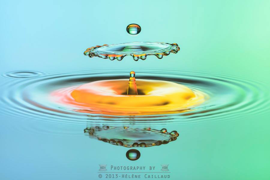 Photograph Water UFO by Helene Caillaud on 500px