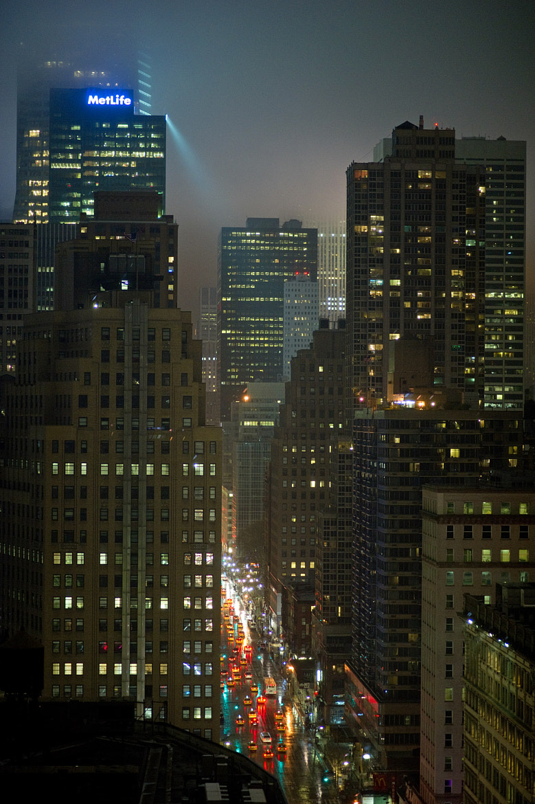 Photograph Sixth Avenue View NYC by Latent Vision on 500px