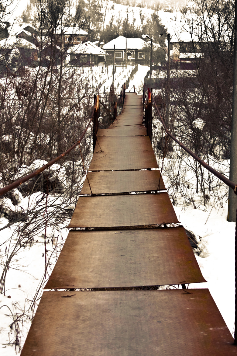 Photograph A kind of bridge  by Rucsandra Calin on 500px