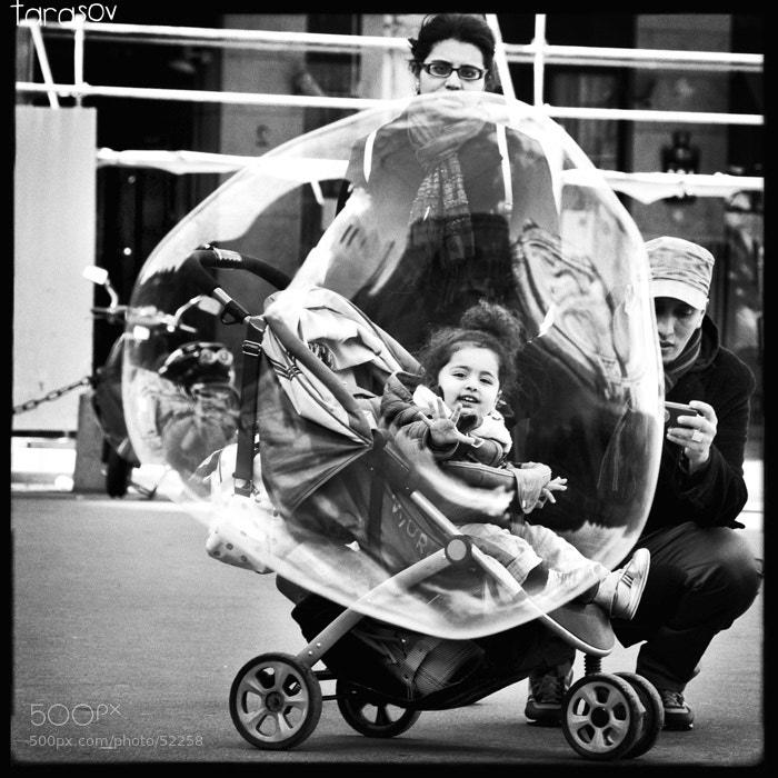 Photograph bubble  by Mikhail Tarasov on 500px