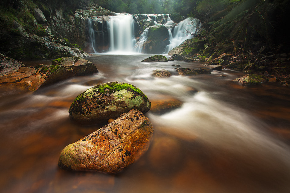 Photograph Halls Falls by Dylan Toh  & Marianne Lim on 500px