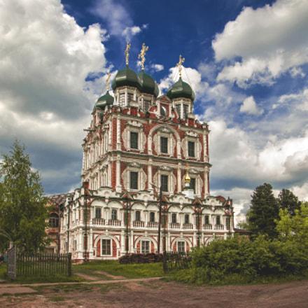 Сольвычегодск. Собор Введения во храм Пресвятой Богородицы