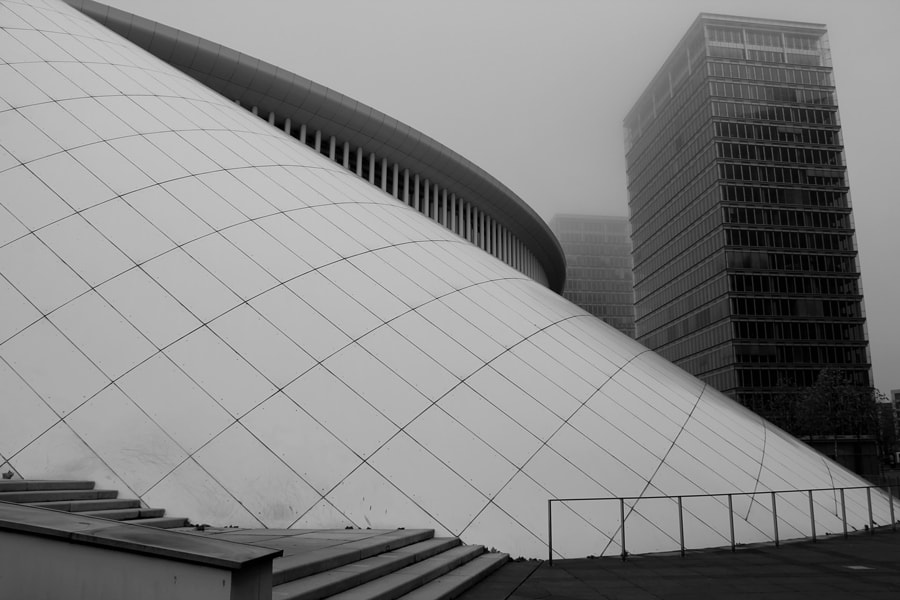 Photograph Philharmonie Luxembourg by Tamara L. on 500px