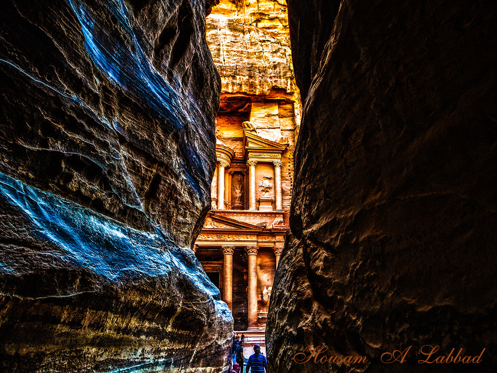 Photograph Petra by Housam A Labbad on 500px