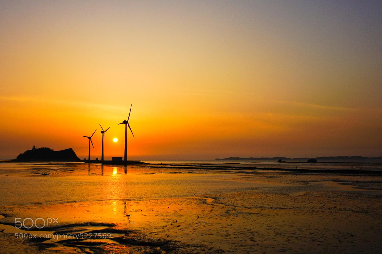 Photograph Sunset by Sungsoo Han on 500px