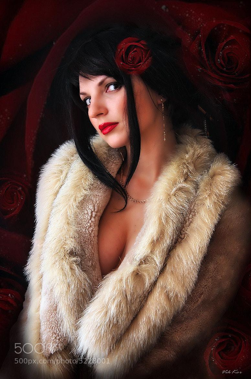 Photograph Lady Rose by Viktor Korostynski on 500px