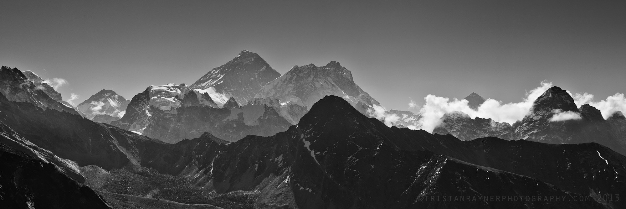 Photograph Everest Range by Tristan Rayner on 500px