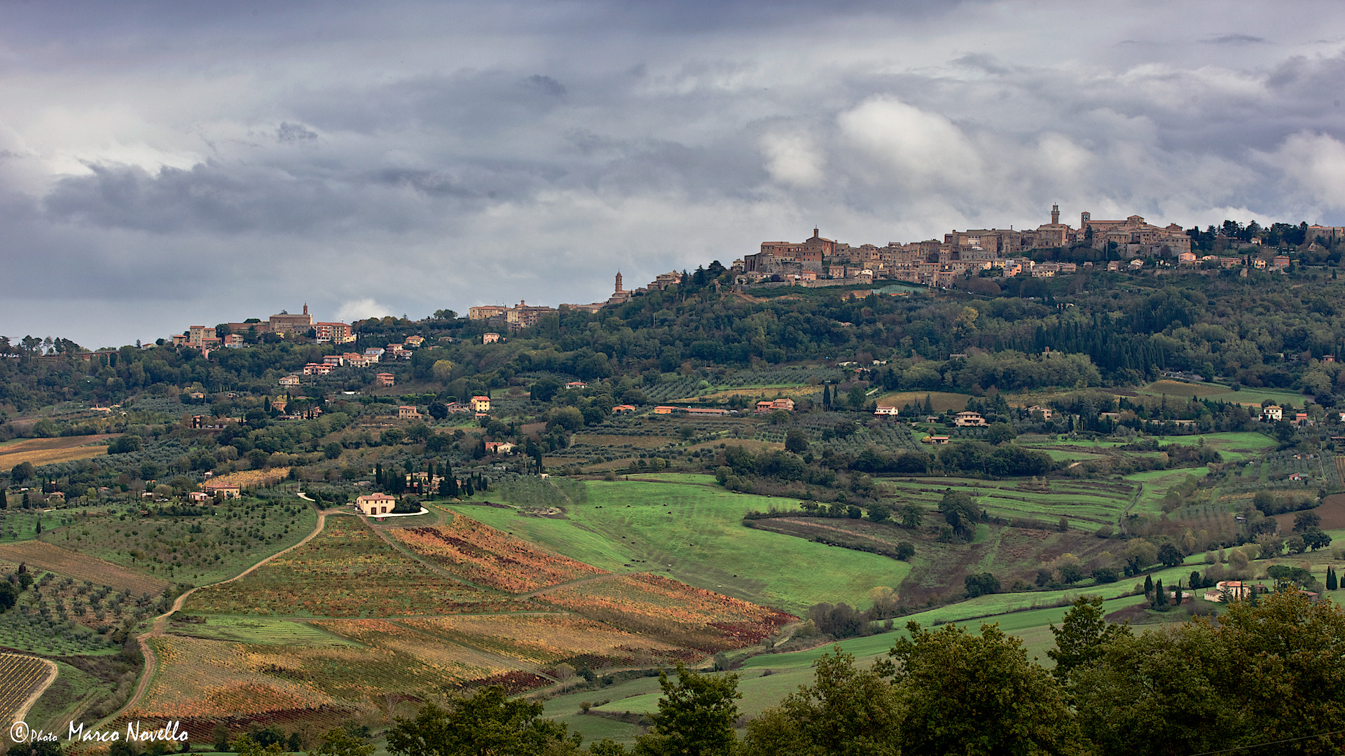 Photograph Montepulciano by Marco Novello on 500px