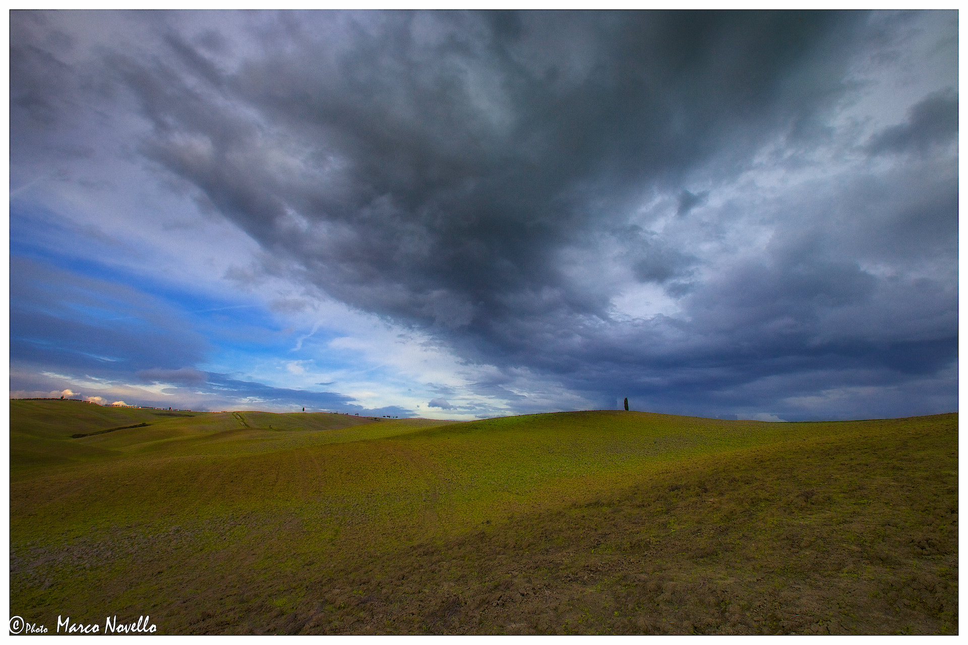 Photograph Clouds over the hills by Marco Novello on 500px