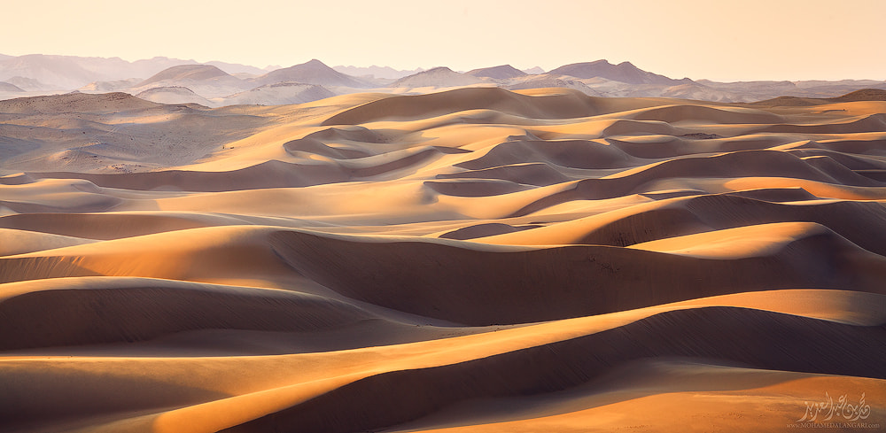 Photograph Gold layers by Mohammed  Bin Abdulaziz on 500px