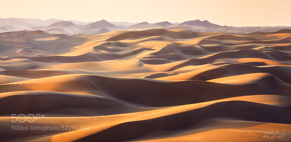Photograph Gold layers by Mohammed  ALangari on 500px