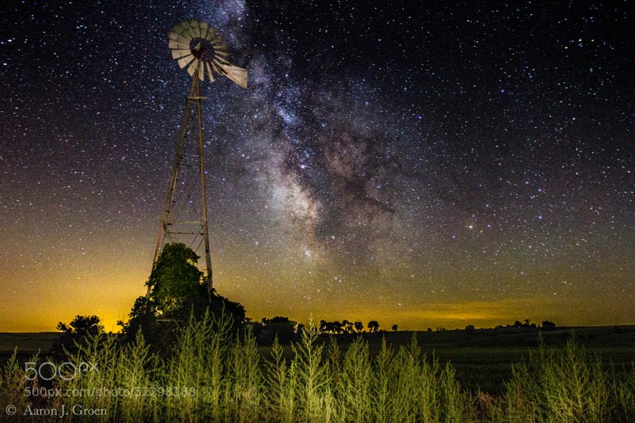 Photograph Dakota Night      . by Aaron J. Groen on 500px
