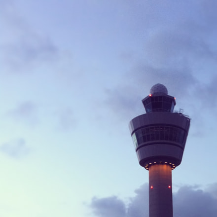 Schiphol - Airport Tower