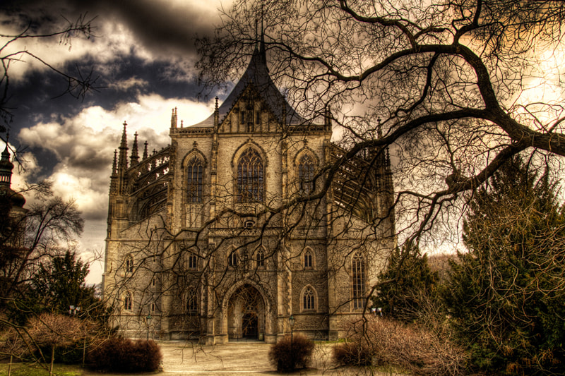 Photograph The Church by Guy Prives on 500px