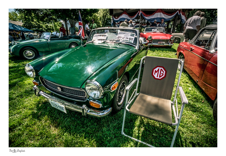 British Car Shows Revisited