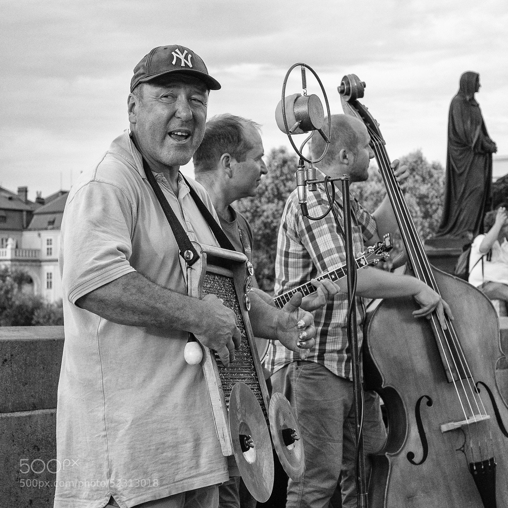 Photograph Street Jazz by Jorge Soriano on 500px