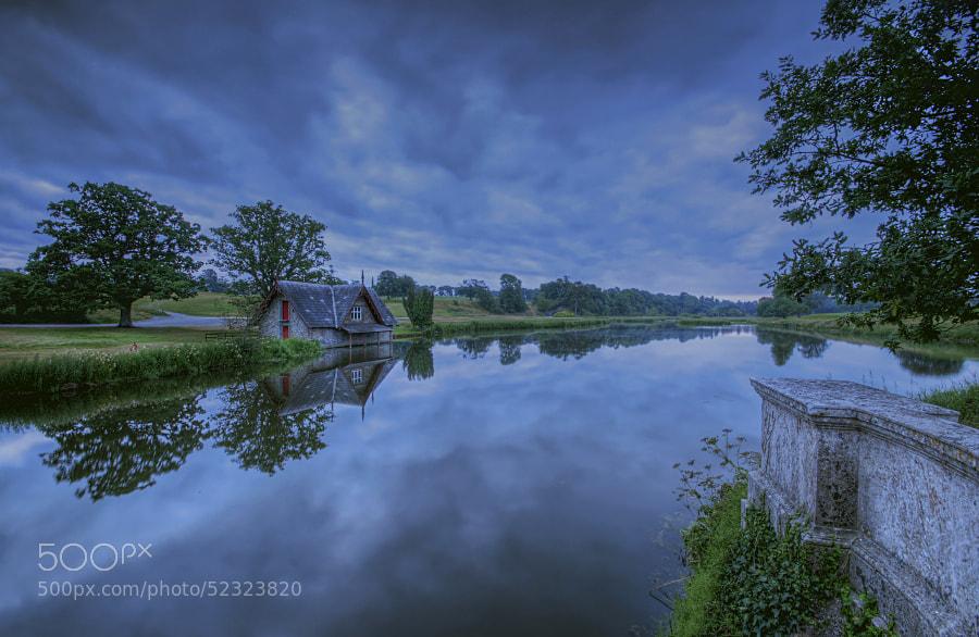 Photograph Boathouse by Darek Gruszka on 500px
