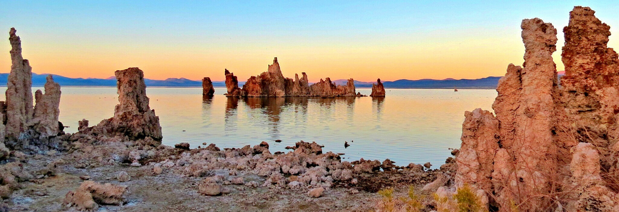 Photograph Mono Lake / Panorama by Earl Bates on 500px