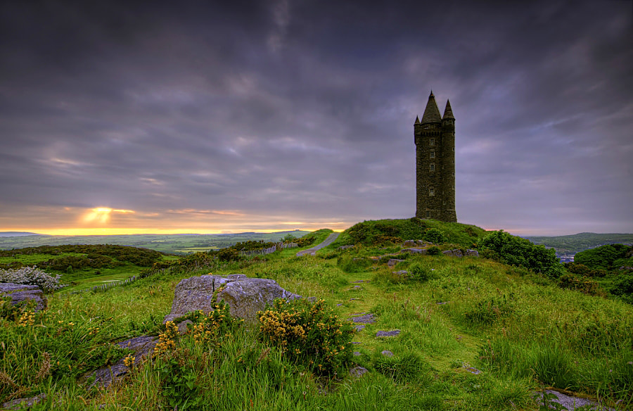 Photograph Scrabo Tower by Darek Gruszka on 500px