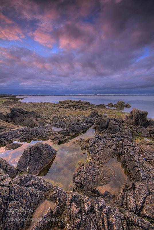 Photograph Sunset at Blackrock by Darek Gruszka on 500px