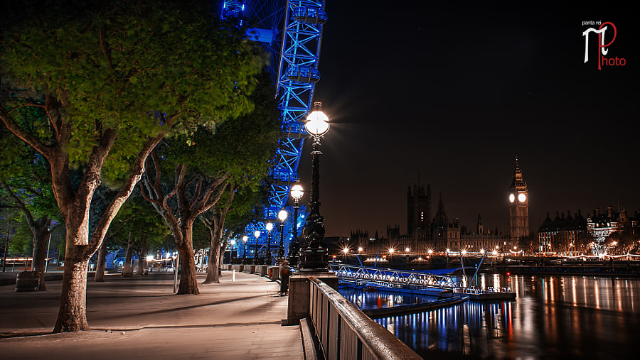 Photograph Along the Thames by Giuseppe Torre on 500px