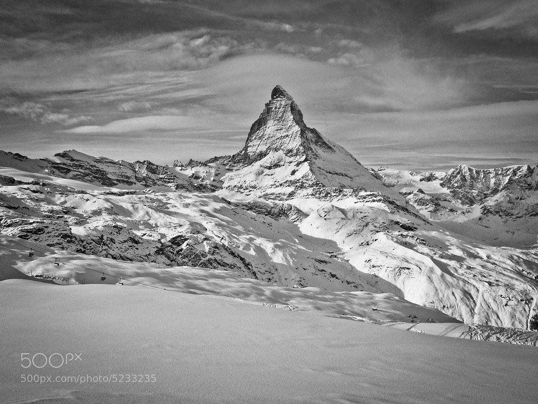 Photograph The king Matterhorn by Giuliano Boccardi on 500px