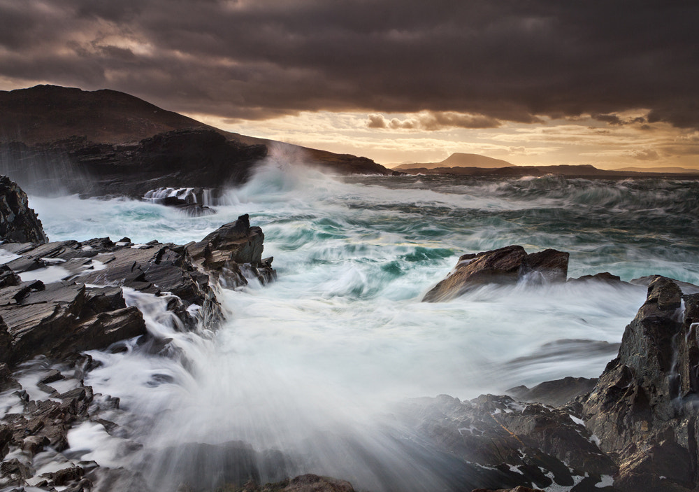 Photograph The Raging Sea by Gary McParland on 500px