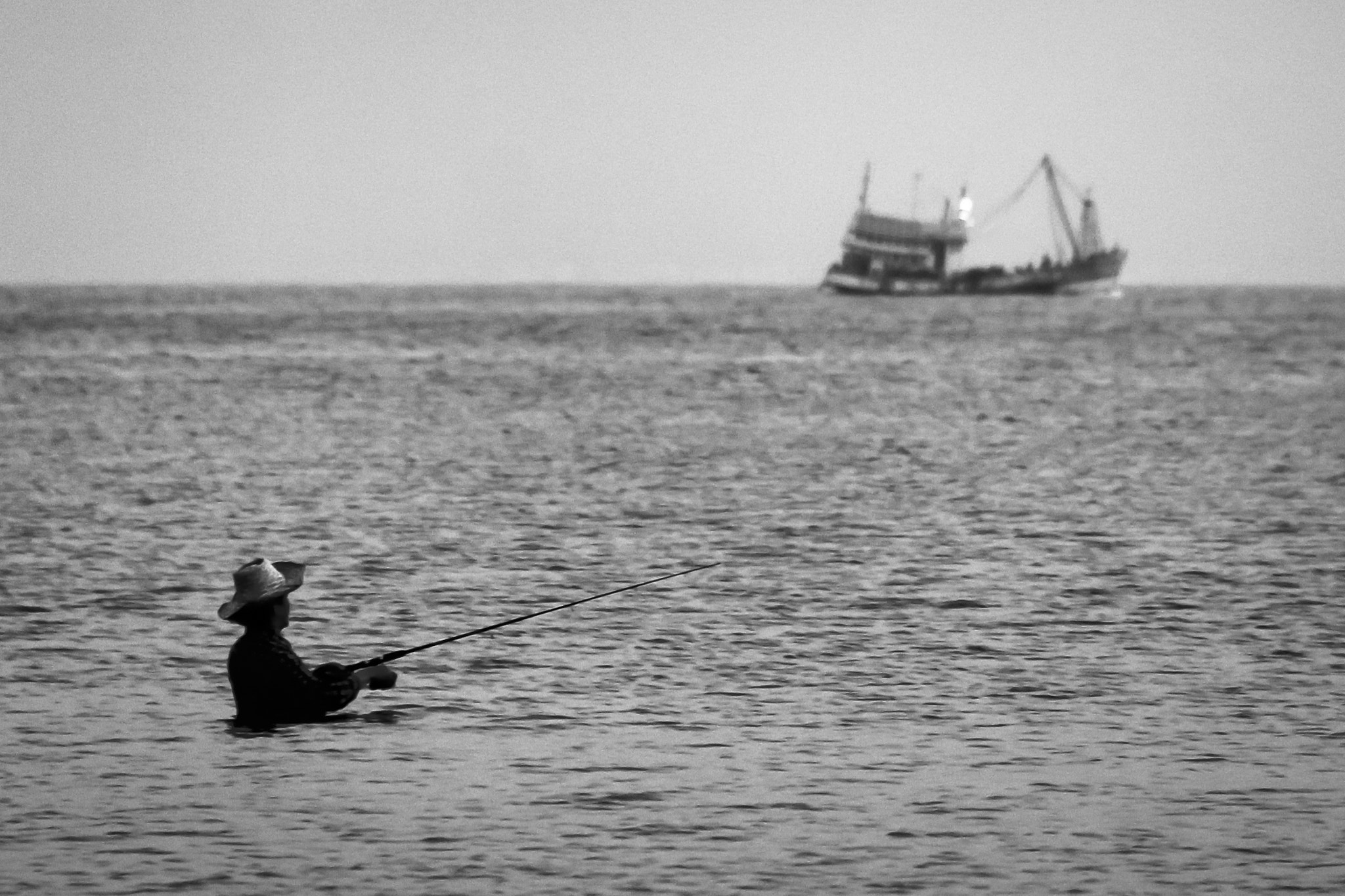 Photograph Fishermen by Rotem Littman on 500px