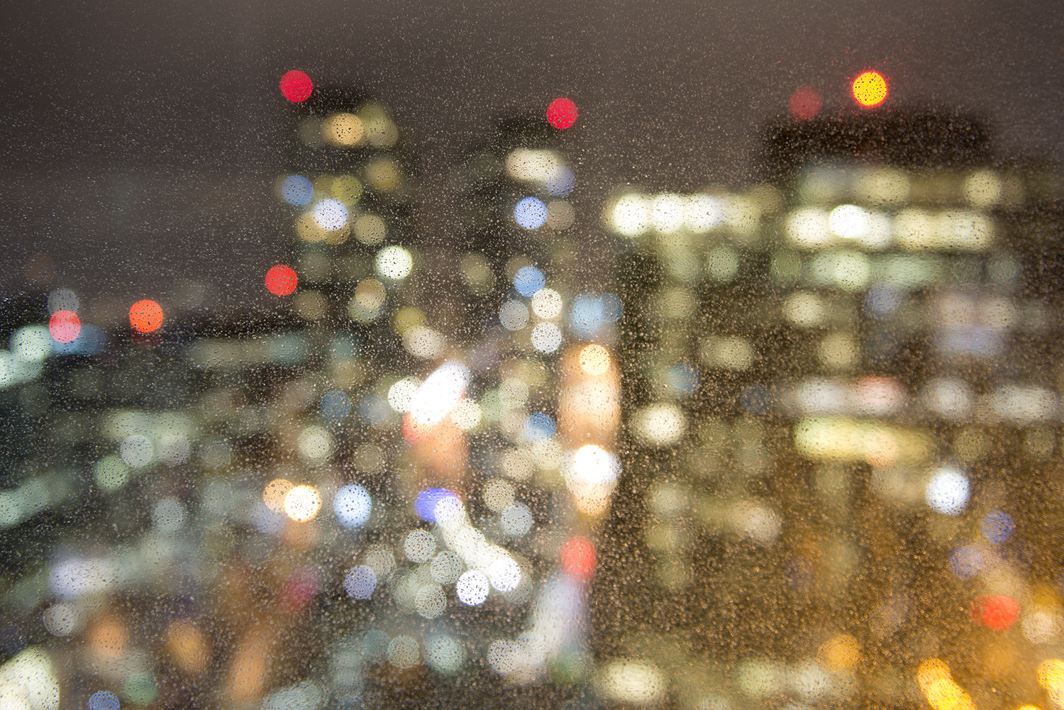 Photograph Rainy City by Tobias Smith on 500px
