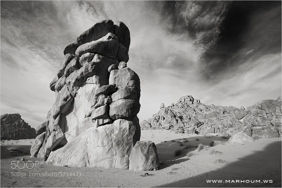 Photograph Jaragh by Waleed Marhoum on 500px