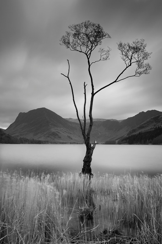 Photograph Buttermere by Stephen Wiggett on 500px
