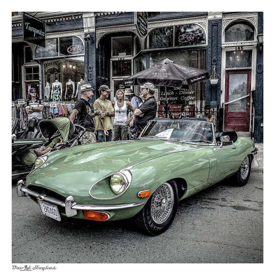 '69 Jaguar XKE