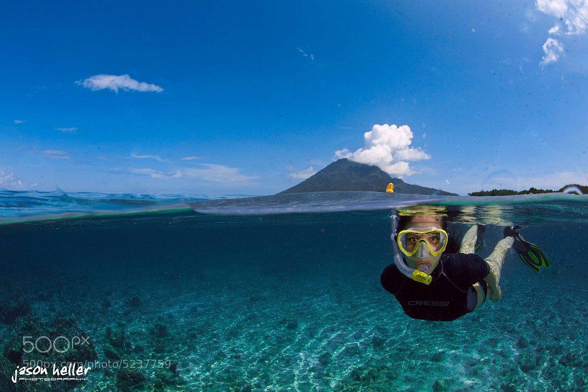 Photograph Snorkeling by Jason Heller on 500px