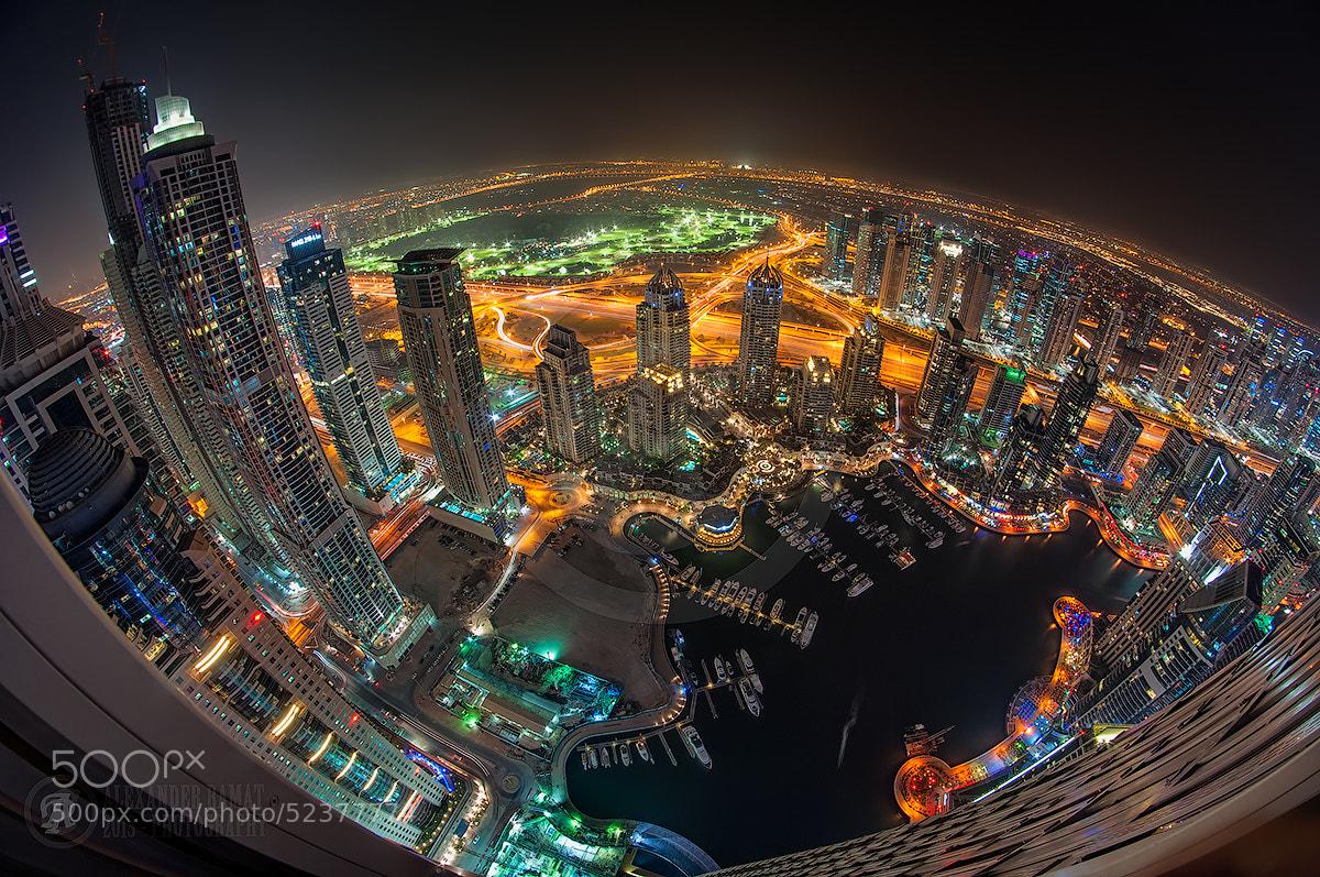 Photograph Marina Dubai Planet by Alexander Ramat on 500px