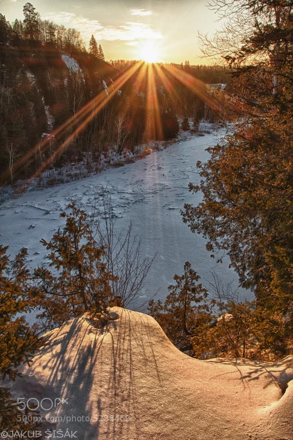 Photograph Sunrise  by Jakub Šišák on 500px