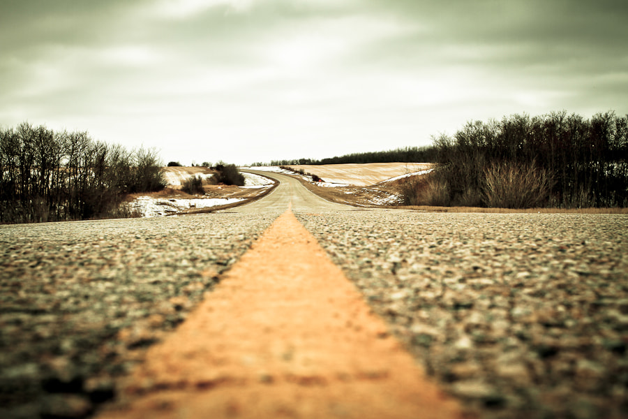 Photograph The Road That Lies Ahead by Rob Kunz on 500px