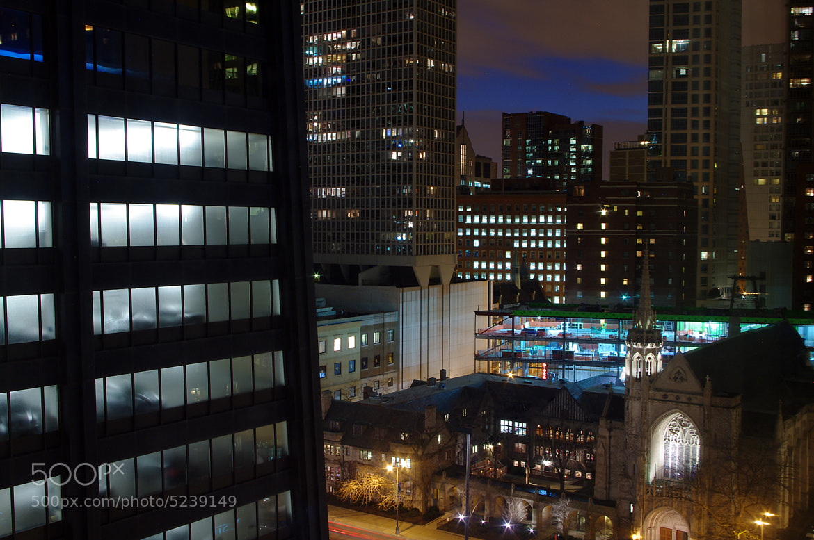 Photograph Second City by Jay B. Wilson on 500px