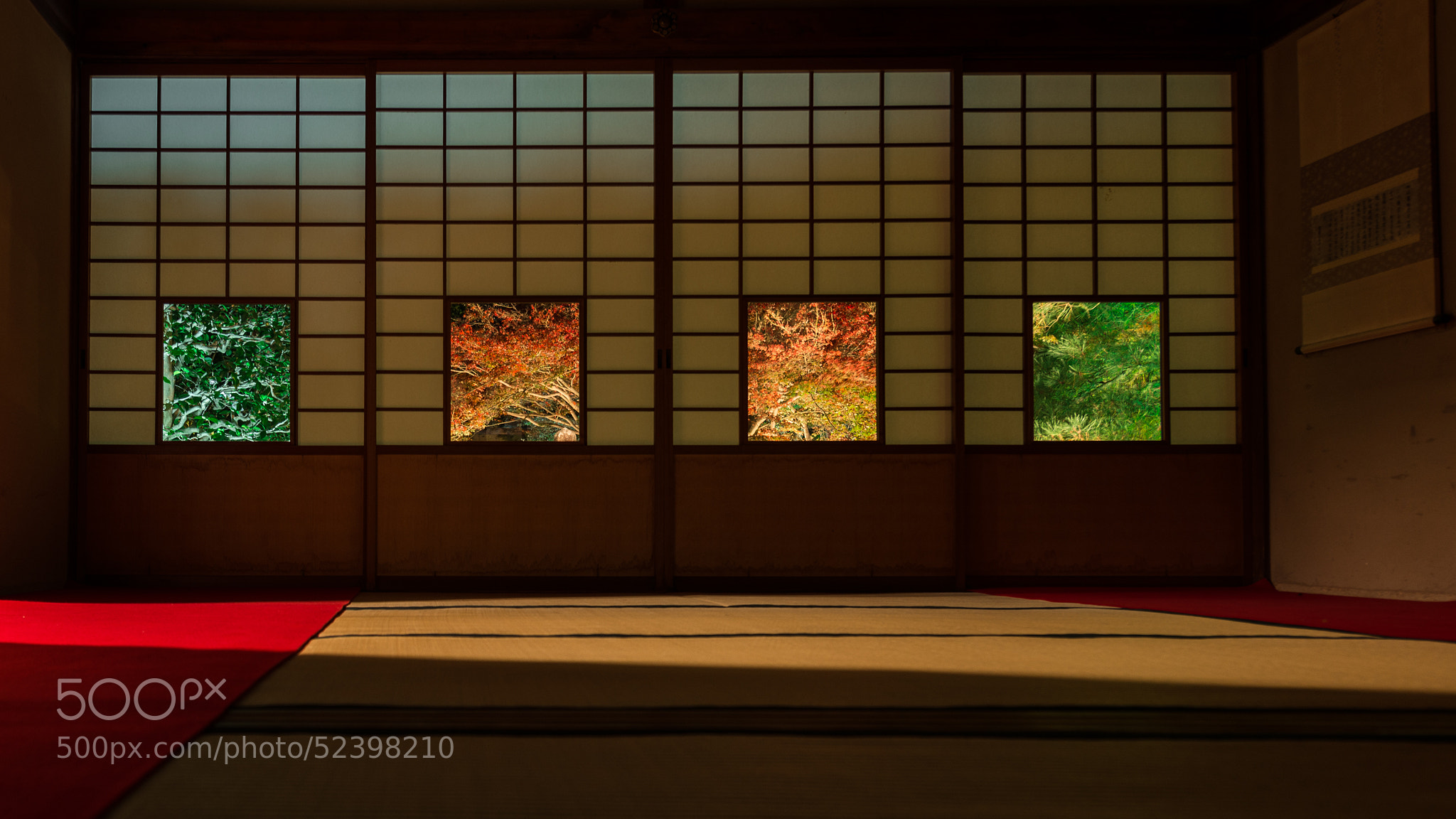 Photograph Four windows by Takahiro Bessho on 500px