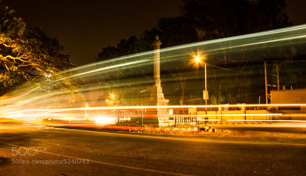 Photograph Fly by night by Raghu R on 500px
