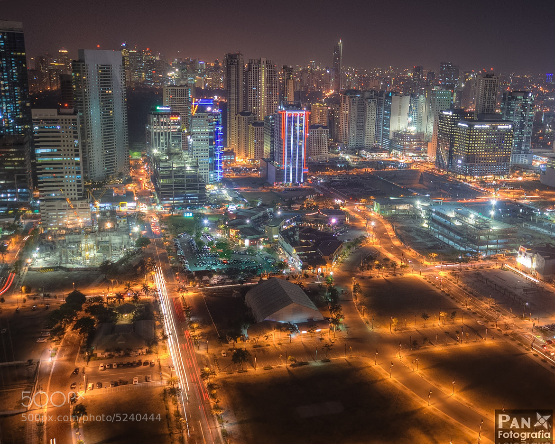 Photograph Bonifacio Global City  by Jaydee Pan on 500px