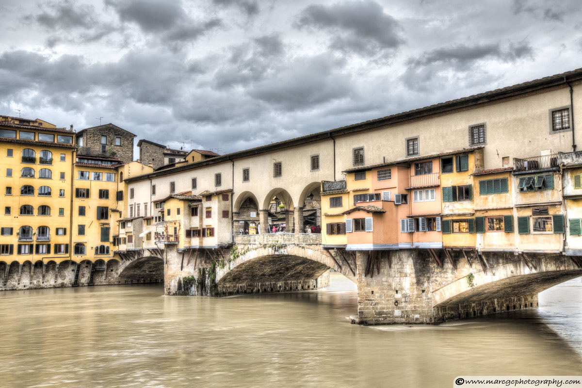 Photograph The Ponte Vecchio (Florence) by Marc Garrido on 500px