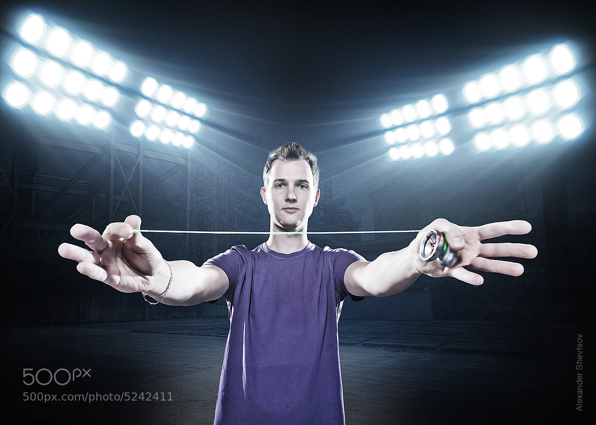 Photograph Yo-Yo by Alex Shevtsov on 500px