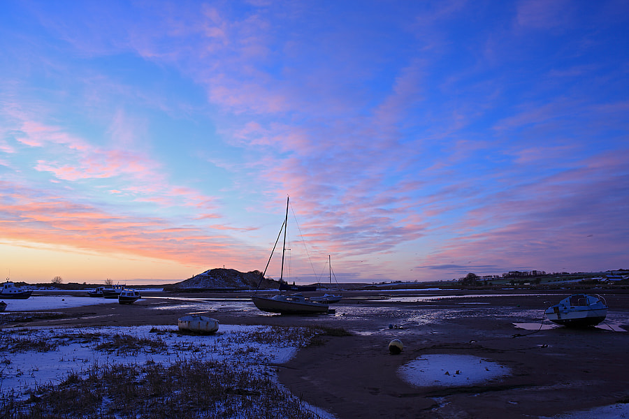 Alnmouth Sunrise
