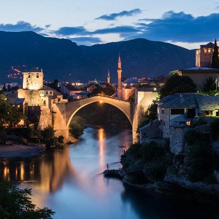 Old Brigde in Mostar