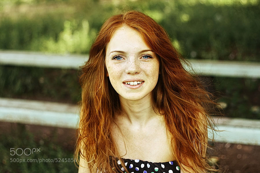 Photograph summer colors by Елена Серебрякова on 500px