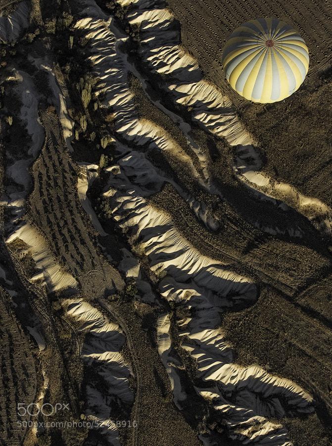 Photograph Balloon Flight III by Daniel Hannabuss on 500px