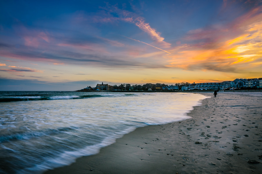 Narragansett Water Front by Heath Smith on 500px.com